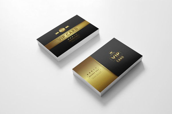 mẫu vip card đẹp